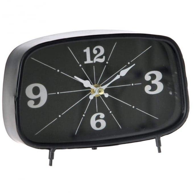 Επιτραπέζιο ρολόι black 21Χ14εκ
