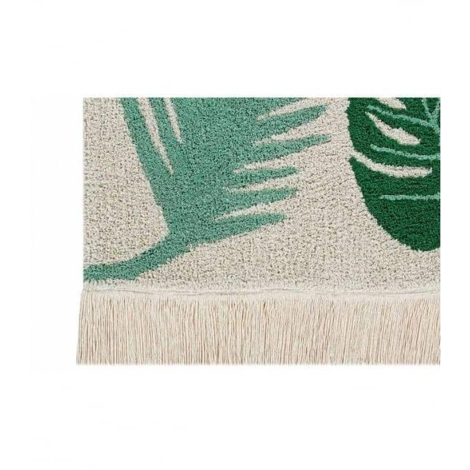 Plants Tropical Green 140 x 200