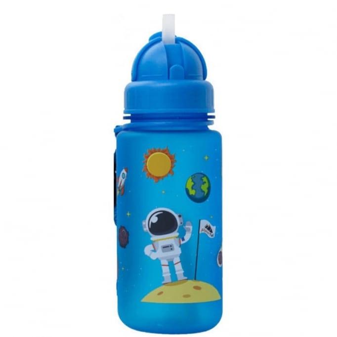 Alpintec Παγούρι 400ml Με Καλαμάκι Space Μπλε