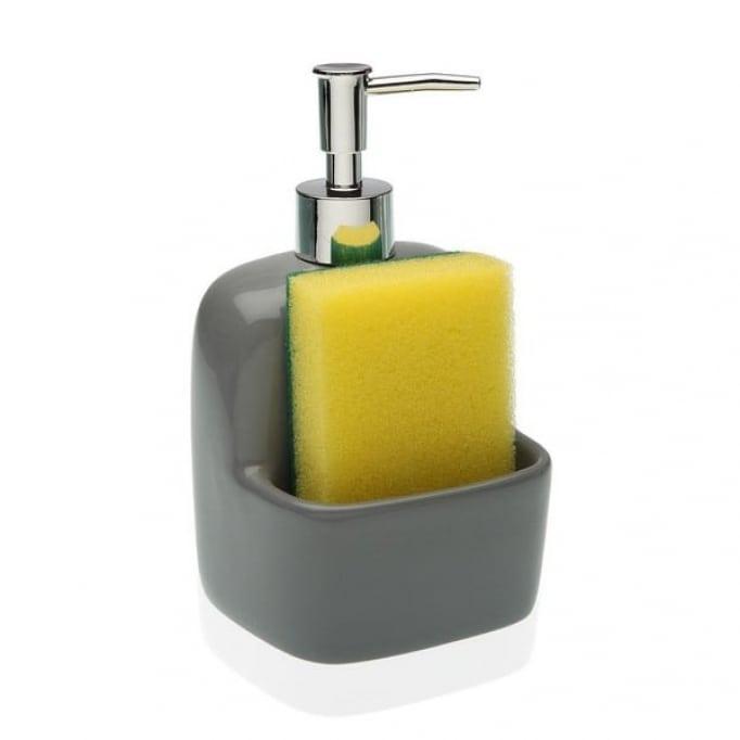 Αντλία για σαπούνι με σφουγγάρι