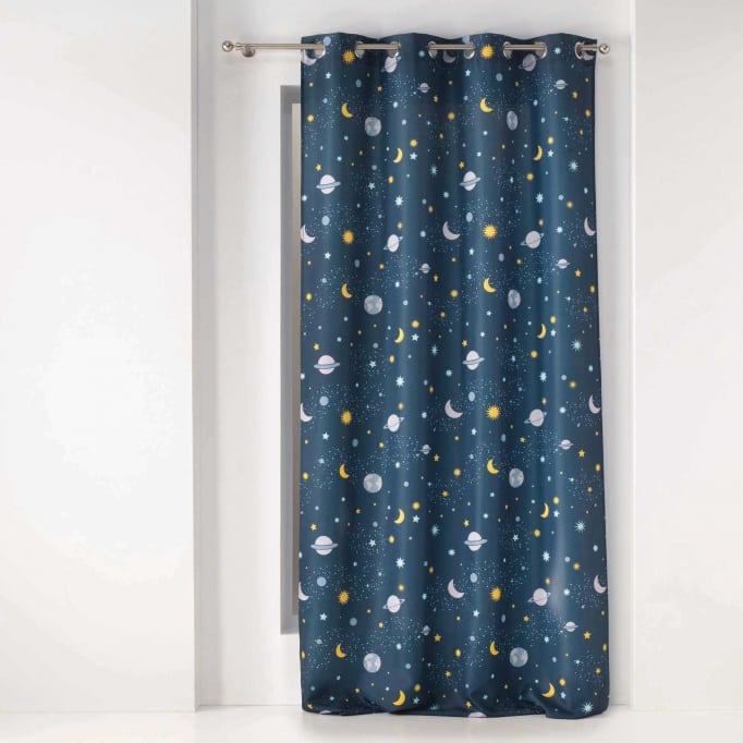 Κουρτίνα με τρουκς Astronaut 140X260εκ