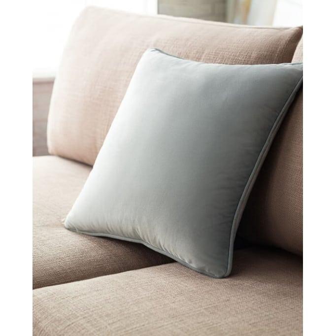 Διακοσμητικό μαξιλάρι Gofis Home Silver Blue