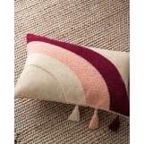 Διακοσμητικό μαξιλάρι Iris Cherry Pink Gofis Home
