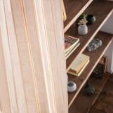 Κουρτίνα με τρουκς Gofis Home Plise 582