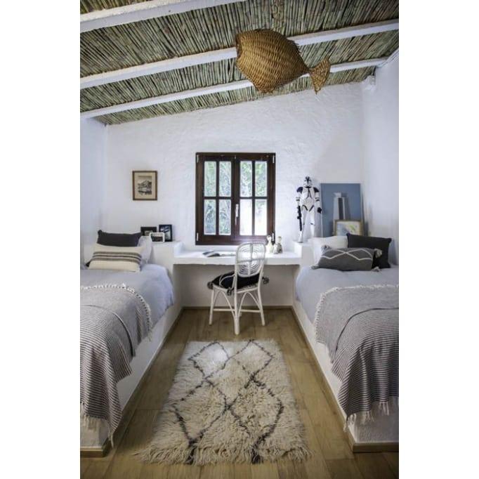 Χαλί δωματίου Lorena canals Woolable Berber Soul