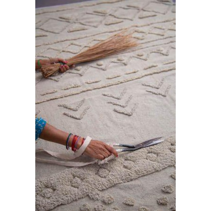 Lorena canals  χαλί σε 4 διαστάσεις Tribu natural