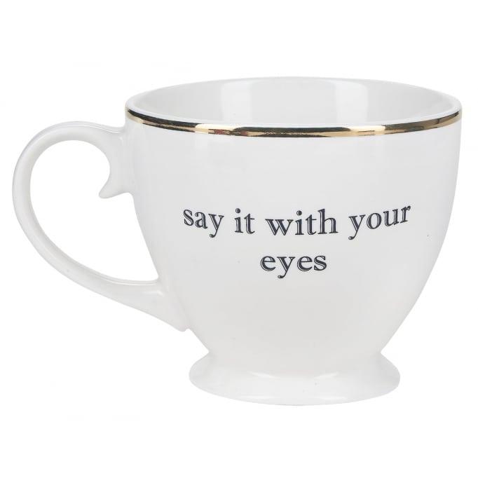 Κούπα Say it with your eyes Miss etoile