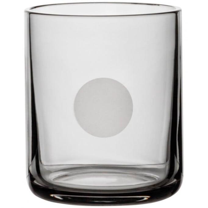 """Γυάλινη καράφα με ποτήρι """"Dot"""""""