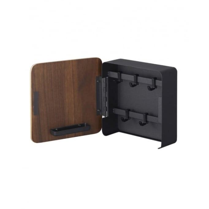Κλειδοθήκη μαγνητικό κουτί σε μαύρο
