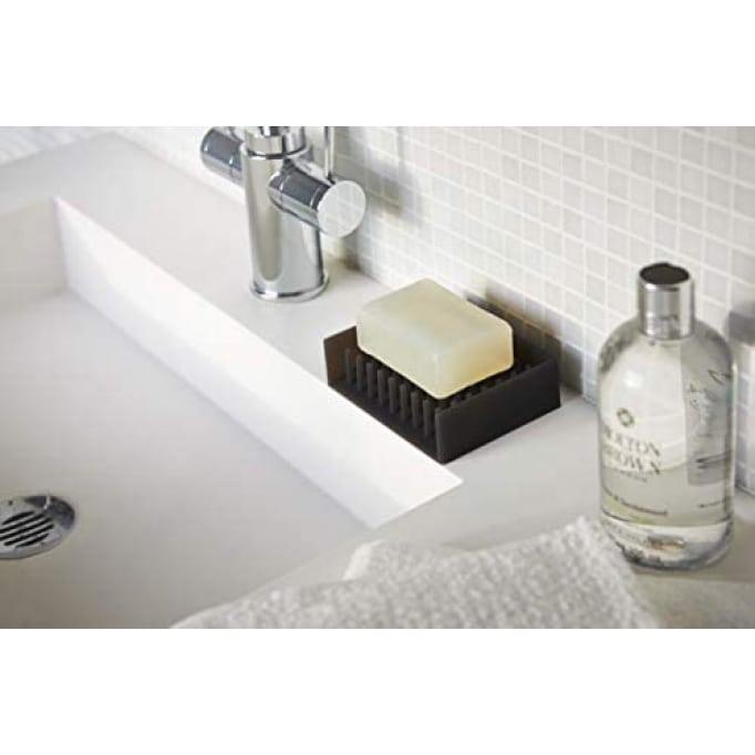 Βάση για σαπούνι Yamazaki black