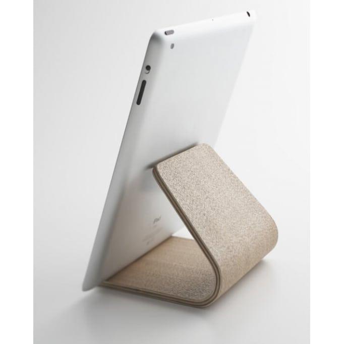 Βάση στήριξης tablet μπεζ Yamazaki