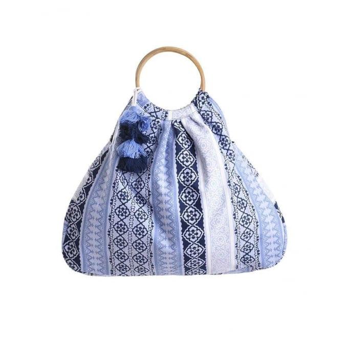 Τσάντα θαλάσσης 50Χ43εκ