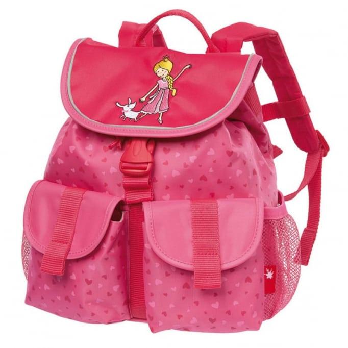 Σχολικό σετ 3τμχ Πριγκίπισσα ροζ