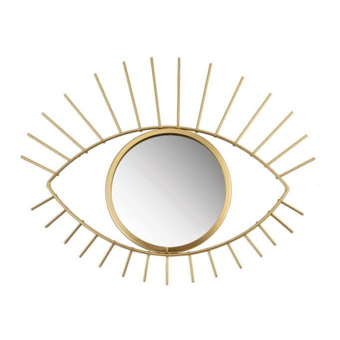 """Μεταλλικός καθρέφτης """"Eye"""""""