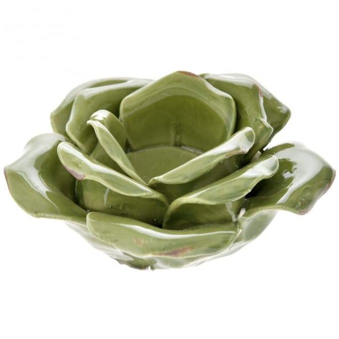 Κηροπήγιο λουλούδι πράσινο