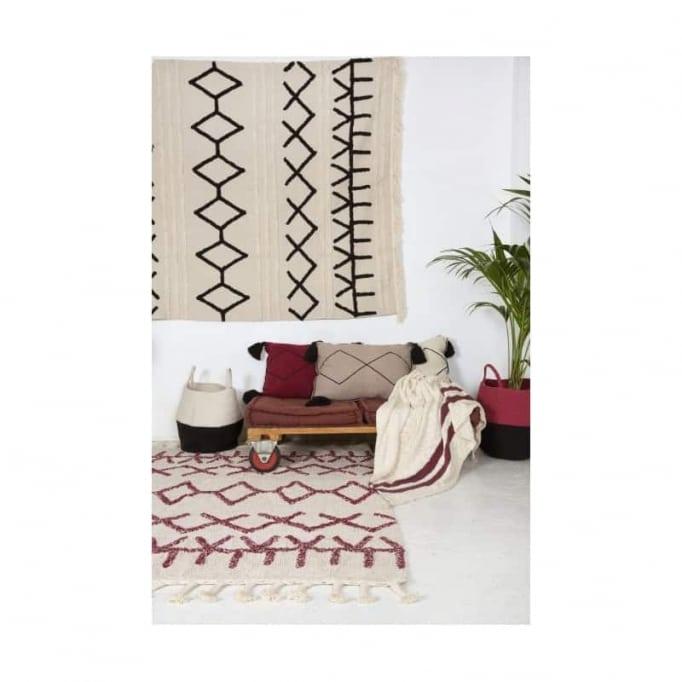 Χαλί δωματίου Lorena Bereber Canvas 120X160 & 140X200εκ