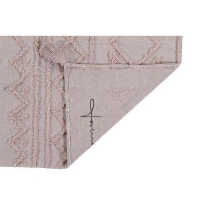 Lorena canals  χαλί σε τρεις διαστάσεις Tribu vintage nude