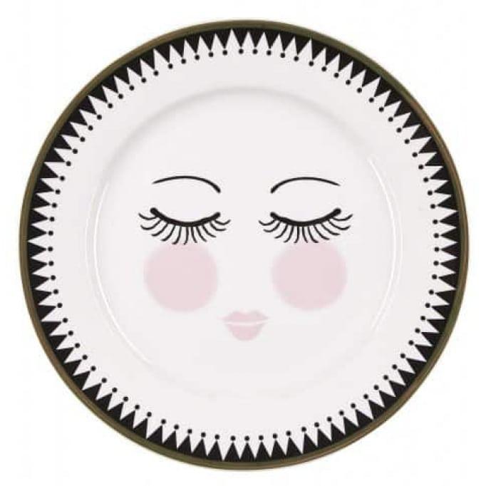 Πιάτο large Miss etoile