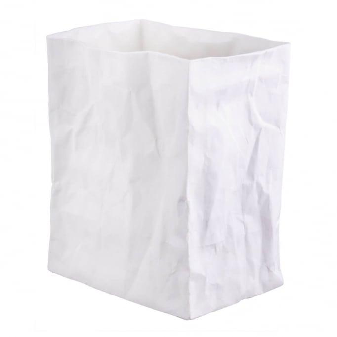 """Βάζο από πορσελάνη """"Poetry bag"""" large"""