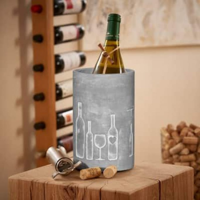 Wine cooler bottles