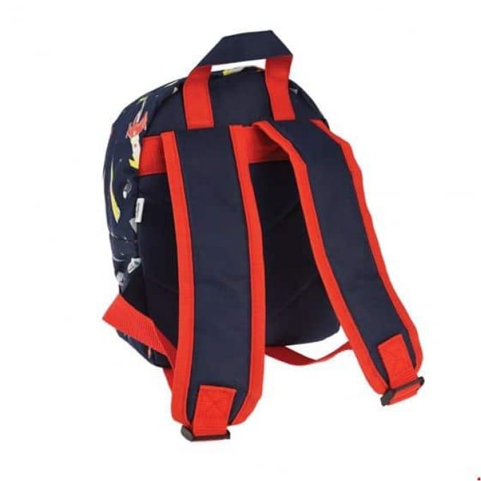 """Σχολική τσάντα πλάτης παιδικού """"Space"""" 21X28εκ"""