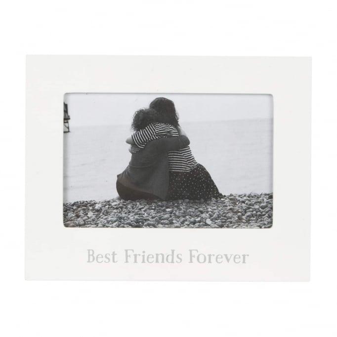 """Κορνίζα φωτογραφιών """"Friends forever"""""""
