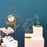 Κρεμάστρα για κοσμήματα με καθρέφτη